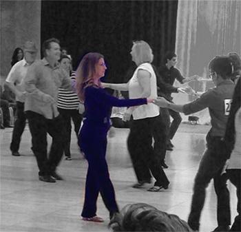 Jennifer Filzen West Coast Swing